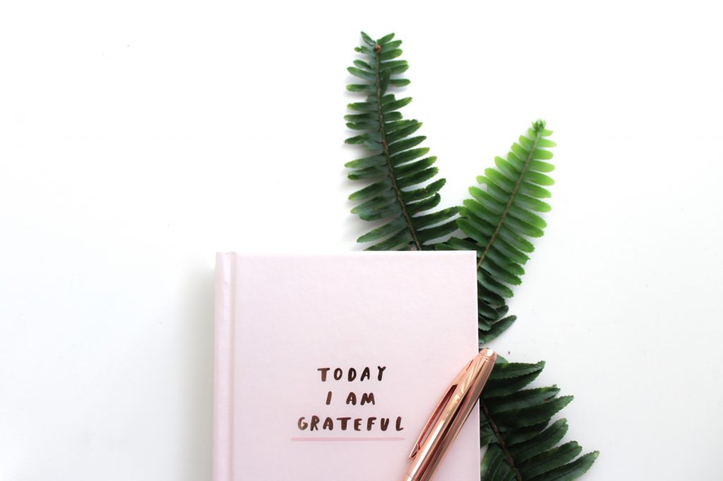 Gratitude Journal - Help for Depression & Anxiety